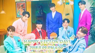 【動画】【w公式】 VICTON  、「HAPPY VICTON  DAY!」VLIVE公開。