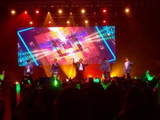 B.A.P、  「North American Tour」の様子。。●「ファンと一体化して素晴らしいエネルギーのライブでした。」※米国駐在Grace様の提供