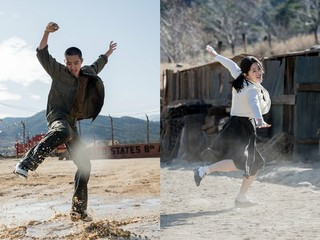 映画「スイングキッズ」、EXO D.O. 女優パク・ヘス らのスチール写真を公開。