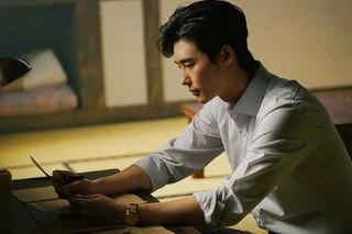 【G公式】俳優イ・ジョンソク、 「死の賛美」スチール公開。