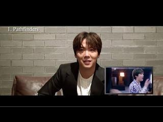 【動画】【J公式】FTISLAND イ・ホンギ、2nd ALBUM「Cheers」全曲解説コメント公開。