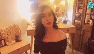 【動画】【w公式】 女優ソン・ユナ、ドキドキの広告撮影現場公開。