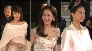 【動画】【w公式】 「第39回青龍映画賞」レッドカーペット(キム・ヘス 、ユ・ヨンソク 、ハン・ジミン 、パク・ボヨン ) 公開。