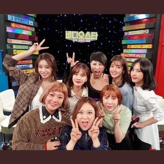 【g公式】T-ARA_ジヨン、「ビデオスター」現場写真を公開。