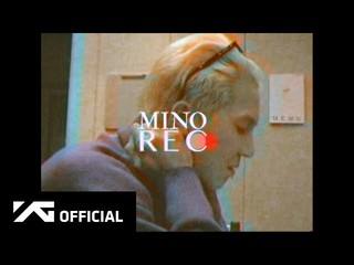 、、【d公式yg】Winner MINO(ソン・ミンホ) -  MINO REC「XX」 を公開。。