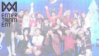 【動画】【w公式】 B1A4  、OH MY GIRL 、ONF_「Timing」MV Making Film 公開。