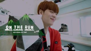 【動画】、、【w公式】 ONF 、[ON THE RUN] EP.23(in LA)公開。