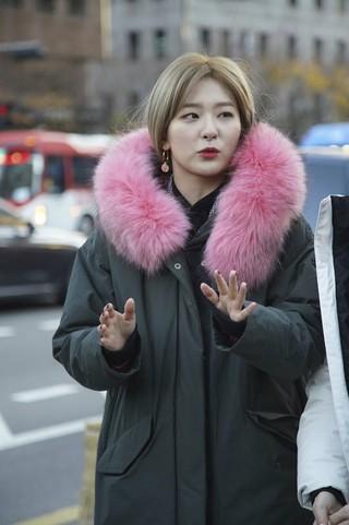 Red Velvet スルギ、きょう(12日)放送のJTBCバラエティ「一食ください」に出演。