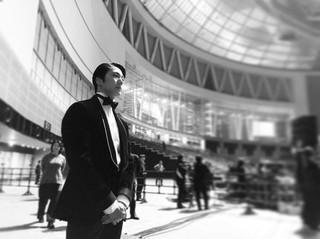 【G公式】俳優チョン・イル、さいたまスーパーアリーナで開催された「2018MAMA」日本公演での写真を公開。