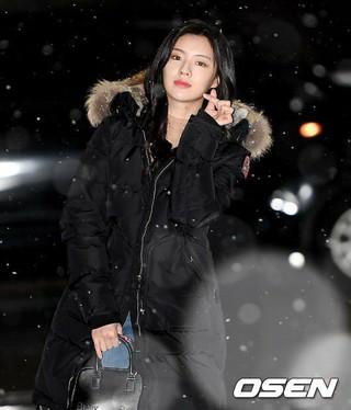 女優イ・ソンビン、「2018 MAMA in Hongkong」出席のため香港へ出国。