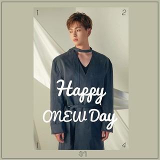 【G公式】今日はSHINee オンユの誕生日。HappyONEWDay写真を公開。