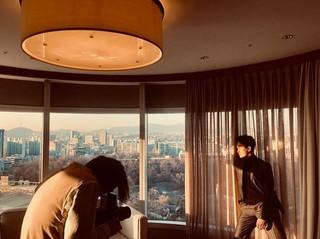 【G公式】俳優ソン・スンホン、SNS更新。