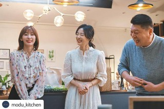 【g公式】IZ*ONE、SNS更新。O&#39&#59;live「みんなのキッチン」に宮脇咲良が出演。女優イ・チョンア らと共に番組を盛り上げる。12月29日放送。