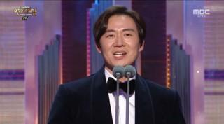俳優ヨン・ジョンフン、受賞コメントで妊娠を告白。。●「2018 MBC演技大賞」で連続ドラマ部門「男子最優秀演技者賞」を受賞。●「私の第1号ファンであり、私が第1号ファンである