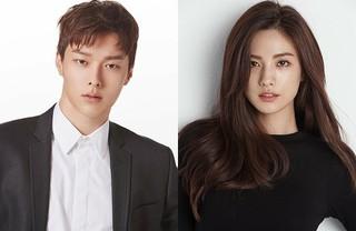 俳優チャン・ギヨン、AFTERSCHOOL ナナ、OCN新週末ドラマ「ブルーアイズ」主演確定。
