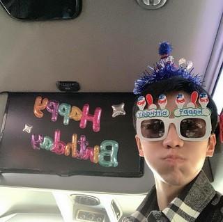 【G公式】俳優イ・スンギ、「誕生日のお祝いしてくださったすべての方々!❤️愛しています」●2019年、幸せになりましょう^^。