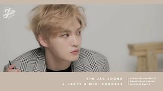 【r公式jes】JYJ ジェジュン、J-Partyへの招待状。