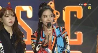 MAMAMOO、「第28回ハイワン ソウル歌謡大賞」で本賞を受賞。。