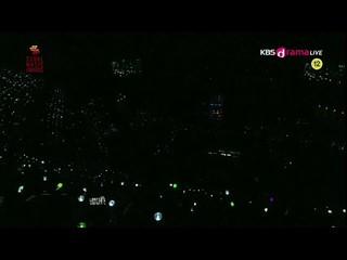 MAMAMOO、今夜の舞台。。星が輝く夜 + 君こそ + wind flower