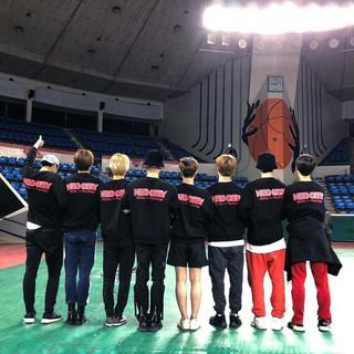 【G公式】NCT 127、1st Tour「NEO CITY:SEOUL  -  The Origin」今日の練習終了。