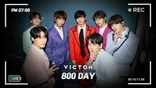 、、【w公式】 VICTON、デビュー800日記念の「VICTON  HAPPY800DAYS����」を公開。