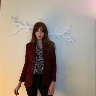 、、【g公式】女優イ・ソンギョン、近況公開。