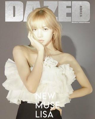 【g公式】BLACKPINK Lisa、写真公開。「DAZED KOREA」。