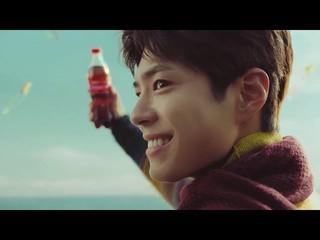 、、【韓国CM】俳優パク・ボゴム 出演のコカーコーラCM(#4)