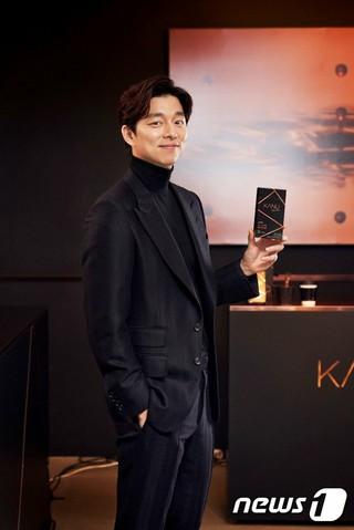俳優コン・ユ、東西食品「KANU Signature」と共にイベント「KANU Signature展Docent Tour」を開催。