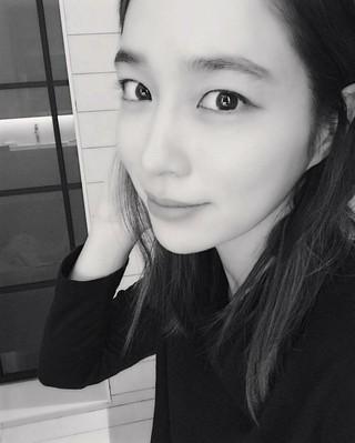 【g公式】女優イ・ミンジョン、SNS更新。