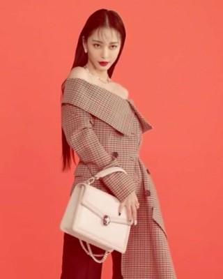 【g公式】女優ハン・イェスル、GRAZIAファッションフィルムを公開。