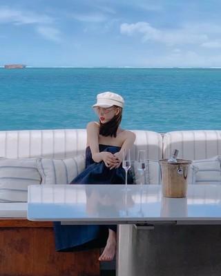 、、【g公式】女優ハン・イェスル、SNS更新。