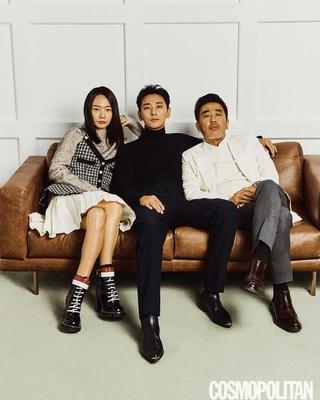 【g公式cos】俳優チュ・ジフン、ペ・ドゥナ、リュ・スンリョン ら出演Netflixオリジナルドラマ「キングダム」、きょう(25日)午後5時全世界で同時公開。