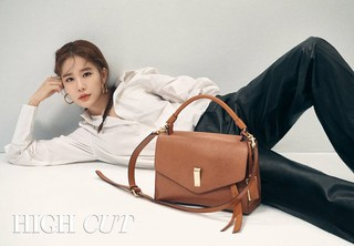 女優ユ・インナ、画報公開。HIGH CUT。