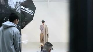 、、【G公式】俳優ウ・ドファン、動画公開。韓服振興センター。