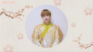【w公式】 ParkJiHoon 、パク・ジフン が伝える2019旧正月の挨拶映像❣