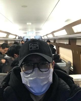 【G公式】俳優イ・ビョンホン、SNS更新。「That&#39&#59;s a wrap!」。
