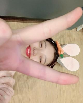 【g公式】女優キム・ユジョン、「まず熱く掃除せよ」最終回視聴をアピール。
