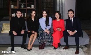 俳優パク・シフ、ソン・ジェヒら、TV CHOSUN特別企画ドラマ「バベル」の撮影現場公開に登場。15日午前。