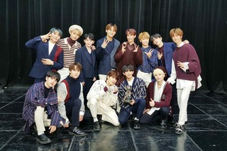 SEVENTEEN、KBS「ミュージックバンク」でも3週連続1位で10冠達成。。