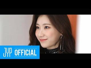 【t公式】ITZY、「DALLA DALLA」MV BEHIND Chaeryeong 公開。