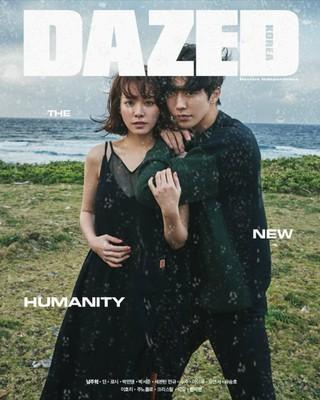、、【g公式daz】女優ハン・ジミン と俳優ナム・ジュヒョクが映像画報を公開。DAZED KOREA。