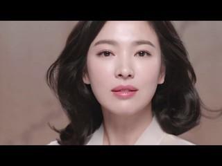 【韓国CM】女優ソン・ヘギョ、Sulwhasoo CF #5 公開。