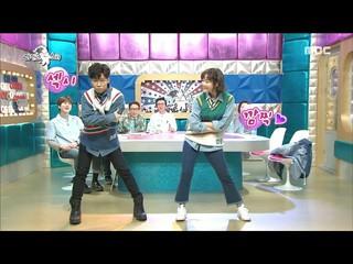 【動画】楽童ミュージシャン AkMu、SMダンスメドレー。。昨夜のラジオスター