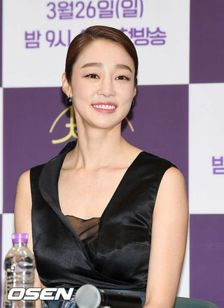チェ・ヨジン、KBS1「天上のコレクション」制作発表会に出席。