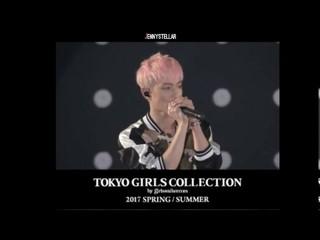 【動画】iKON、Tokyo Girl Collection でのオオトリ。