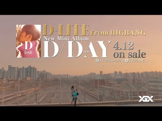 【動画】【公式】BIGBANG、D-LITE - MINI AL &quot&#59;D-Day&quot&#59; (SPOT_30 Sec.)