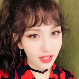 【動画】I.O.I 出身チョン・ソミ、SNS更新。