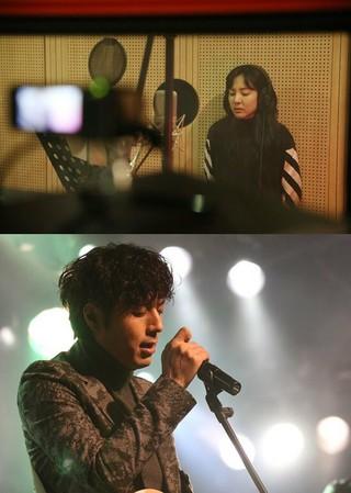 2NE1 ダラ、主演映画「One Step(ワンステップ)」ビハインドカット公開。俳優ハン・ジェソク との共演。
