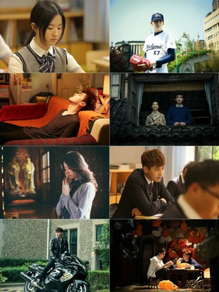 EXO 出身KRIS、映画「青春恋愛」のスチールカット公開。韓国では4月20日ロードショー。相手役は俳優ソン・スンホン の交際相手の中国女優リウ・イーフェイ。 (2枚)